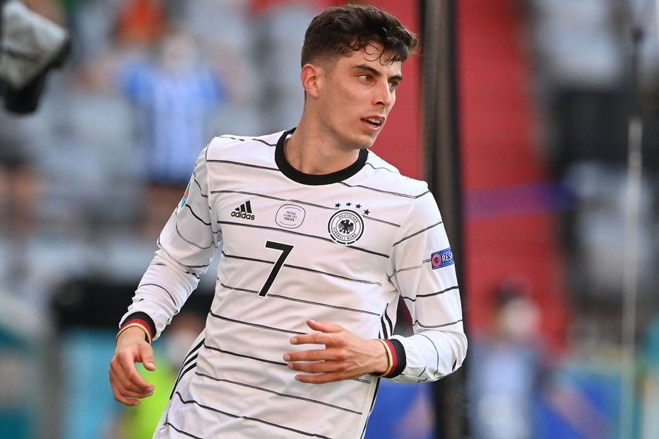 Kai Havertz GER EURO 2020 cele