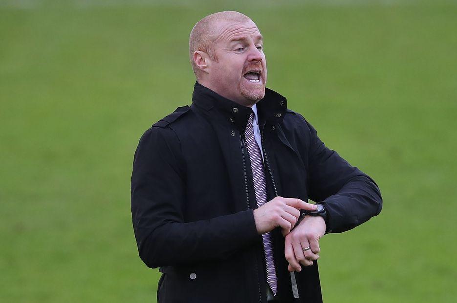 Sean Dyche, Burnley