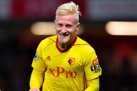 On this day - 24 June 2017: Watford sign Hughes