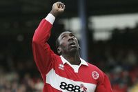 Goal of the day: Hasselbaink's stunning free-kick