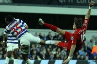 Goal of the day: Coates' stunning scissor kick
