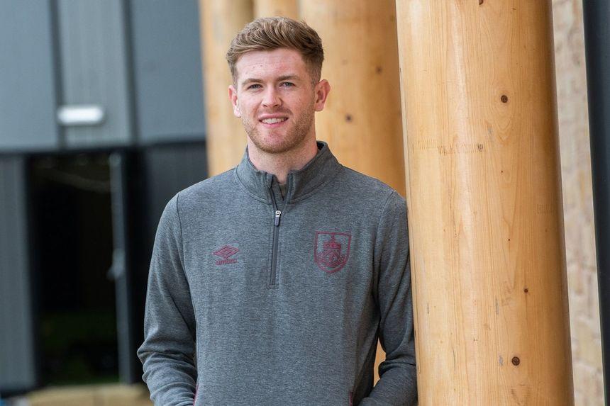 Nathan Collins joins Burnley