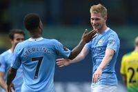 Best Premier League goals scored in July