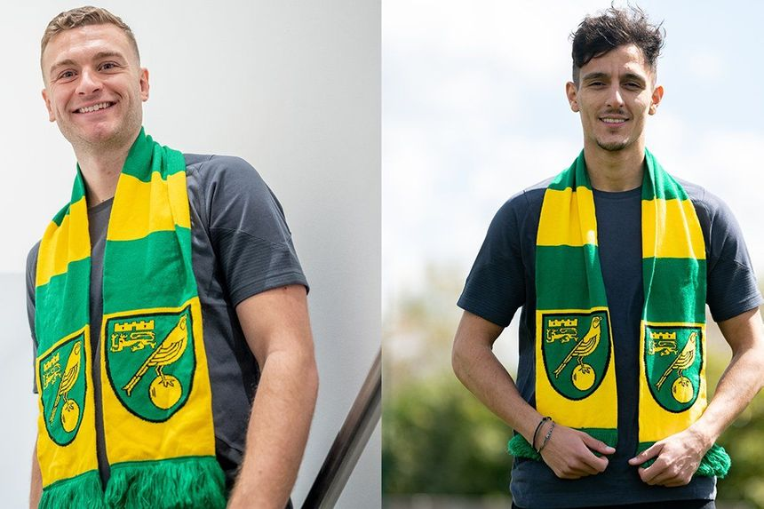 Norwich signings