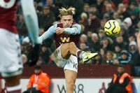 Flashback: Grealish's superb chest and volley