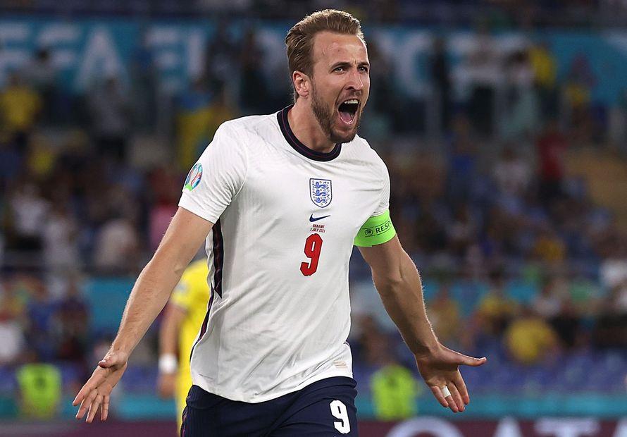 Harry Kane, England v Ukraine