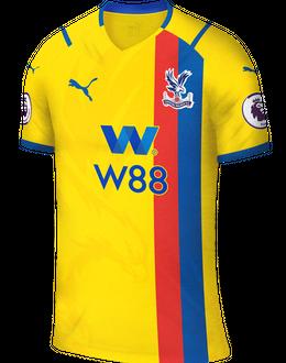 Crystal Palace away shirt, 2021/22