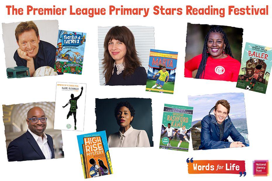 PL Primary Stars Reading Festival