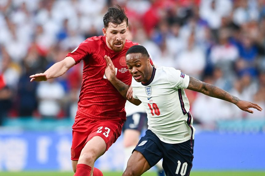 Hojbjerg and Sterling