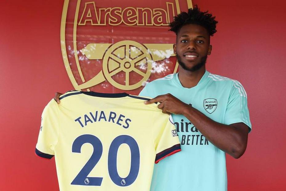 Tavares, Arsenal