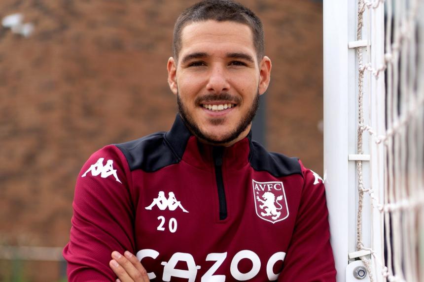 Emiliano Buendia, Aston Villa