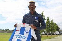On this day - 17 July 2018: Bissouma joins Brighton