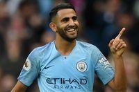 Goal of the day: Mahrez magic for Man City
