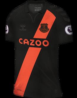 Everton away shirt, 2021/22