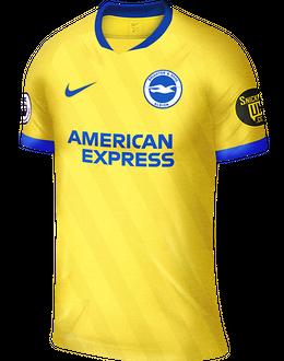 Brighton third shirt, 2021/22