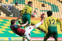 On this day - 18 July 2020: Norwich 0-2 Burnley