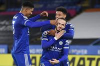 Goal of the day: Maddison's magnificent strike