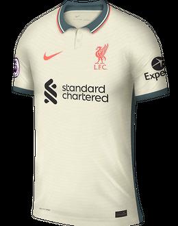 Liverpool away shirt, 2021/22