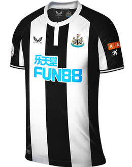 Newcastle home shirt, 2021/22
