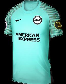 Brighton away shirt, 2021/22