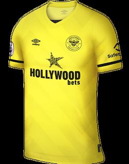 Brentford away shirt, 2021/22