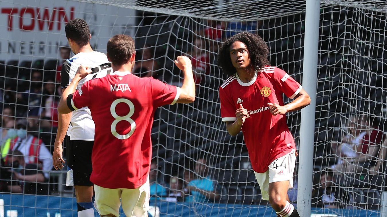 Derby 1-2 Manchester United