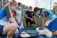 'PL Defibrillator Fund is a fantastic initiative'