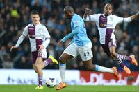 Goal of the day: Yaya Toure dribbles from own half