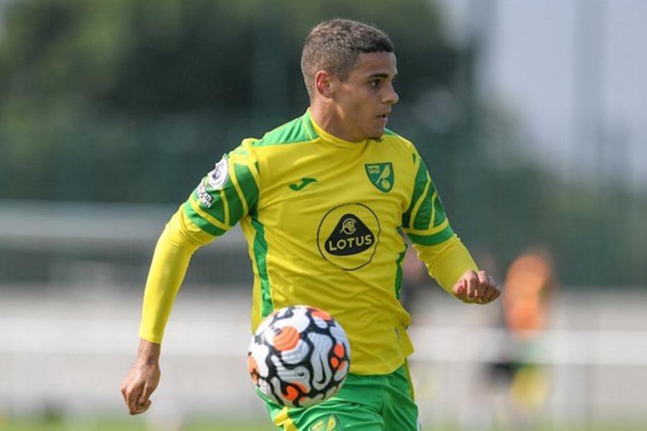 Max Aarons, Norwich