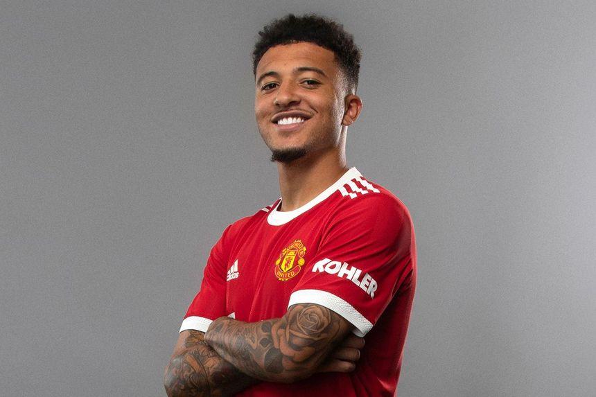 Jadon Sancho, Man Utd