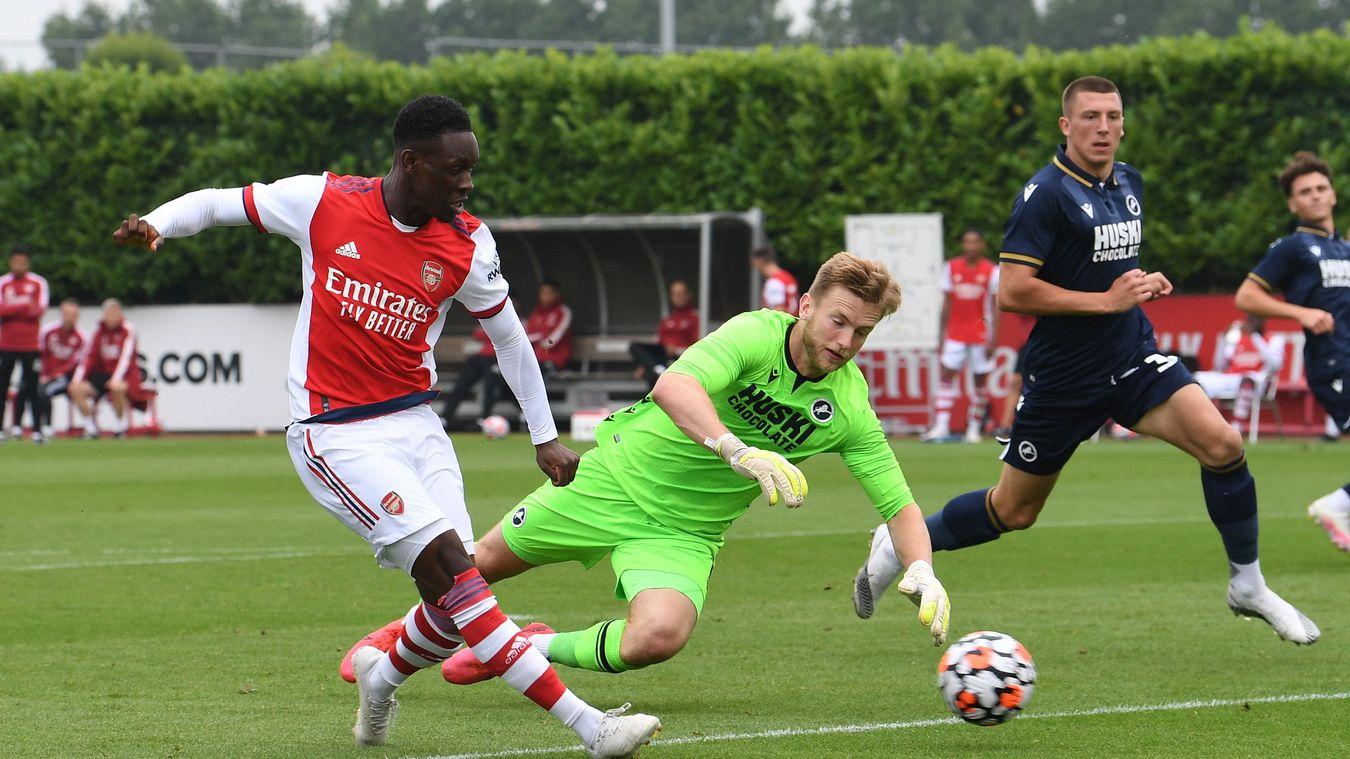 Arsenal 4-1 Millwall