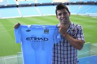 On this day - 28 July 2011: Man City sign Aguero