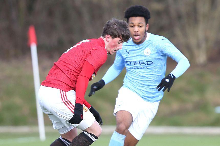 Man City v Man Utd, U18 Premier League