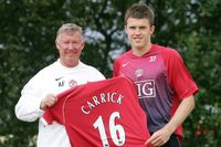 On this day - 31 July 2006: Carrick joins Man Utd