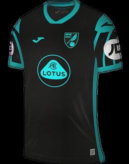 Norwich away shirt, 2021/22