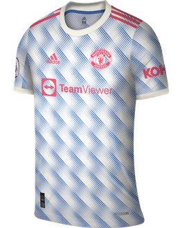 Man Utd away shirt, 2021/22