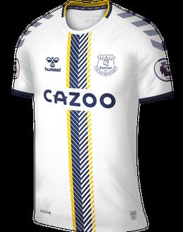 Everton third shirt, 2021/22