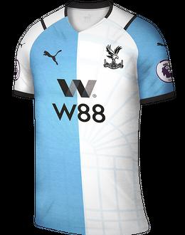 Crystal Palace third shirt, 2021/22