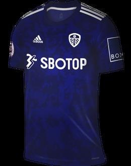 Leeds away shirt, 2021/22
