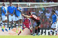 Goal of the day: Wilson's wonderful free-kick