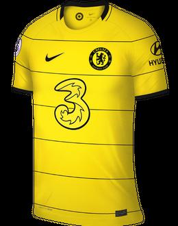 Chelsea away shirt, 2021/22