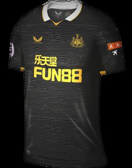 Newcastle away shirt, 2021/22