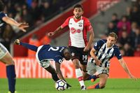 Goal of the day: Boufal's solo magic stuns West Brom