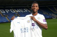 On this day - 3 Aug 2017: Leicester sign Iheanacho
