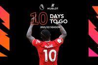 Countdown to 2021/22 season: 10 days to go
