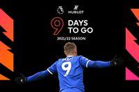 Countdown to 2021/22 season: 9 days to go