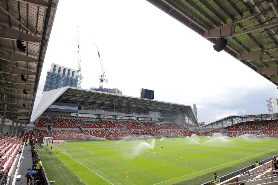 Brentford stadium