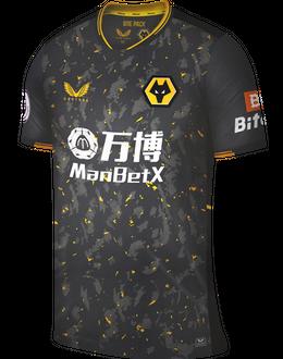 Wolves away shirt, 2021/22