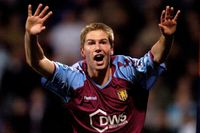 Goal of the day: Hitzlsperger's ferocious volley for Villa