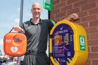 Taylor: Providing life-saving defibrillators is vital